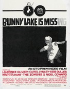 Bunny Lake Is Missing - Movie Poster (xs thumbnail)