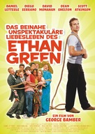 The Mostly Unfabulous Social Life of Ethan Green - German Movie Cover (xs thumbnail)