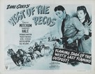 West of the Pecos - Re-release movie poster (xs thumbnail)