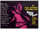 Sweet Bird of Youth - British Movie Poster (xs thumbnail)