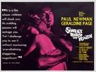 Sweet Bird of Youth - British Movie Poster (xs thumbnail)