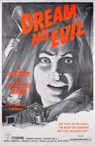 Dream No Evil - Movie Poster (xs thumbnail)