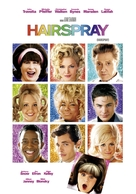 Hairspray - Argentinian DVD movie cover (xs thumbnail)