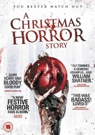 A Christmas Horror Story - British Movie Cover (xs thumbnail)