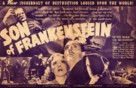Son of Frankenstein - poster (xs thumbnail)