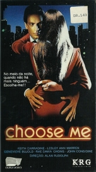 Choose Me - Brazilian Movie Cover (xs thumbnail)