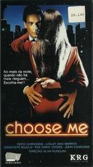 Choose Me - Brazilian Movie Cover (xs thumbnail)