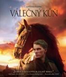 War Horse - Czech Blu-Ray cover (xs thumbnail)