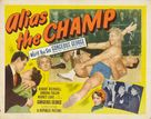 Alias the Champ - Movie Poster (xs thumbnail)