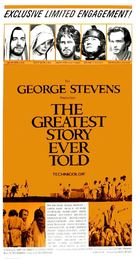 The Greatest Story Ever Told - Movie Poster (xs thumbnail)