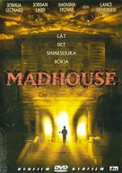 Madhouse - Swedish Movie Cover (xs thumbnail)