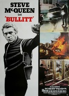 Bullitt - German Re-release poster (xs thumbnail)