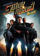 Starship Troopers 3: Marauder - DVD cover (xs thumbnail)