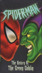"""""""Spider-Man"""" - VHS movie cover (xs thumbnail)"""