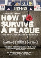 How to Survive a Plague - DVD cover (xs thumbnail)