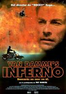 Inferno - Spanish Movie Poster (xs thumbnail)