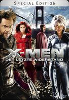X-Men: The Last Stand - German Movie Cover (xs thumbnail)