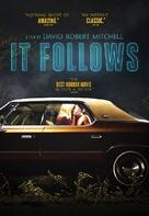 It Follows - DVD movie cover (xs thumbnail)