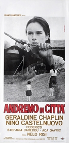 Andremo in città - Italian Movie Poster (xs thumbnail)