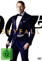 Skyfall - German Movie Cover (xs thumbnail)