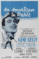 An American in Paris - Movie Poster (xs thumbnail)
