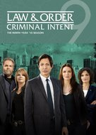 """Law & Order: Criminal Intent"" - DVD movie cover (xs thumbnail)"
