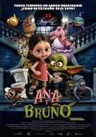 Ana y Bruno - Movie Poster (xs thumbnail)