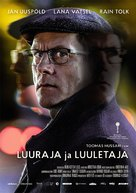 Luuraja ja luuletaja - Estonian Movie Poster (xs thumbnail)
