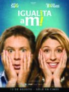 Igualita a mi - Argentinian Movie Poster (xs thumbnail)