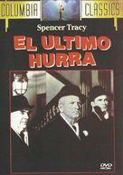 The Last Hurrah - Spanish Movie Cover (xs thumbnail)