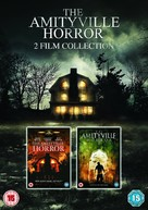 The Amityville Horror - British DVD cover (xs thumbnail)
