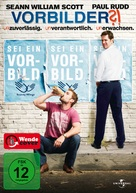 Role Models - German Movie Cover (xs thumbnail)