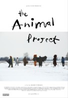 The Animal Project - Canadian Movie Poster (xs thumbnail)