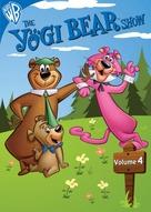 """The Yogi Bear Show"" - DVD movie cover (xs thumbnail)"