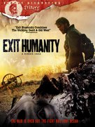Exit Humanity - DVD cover (xs thumbnail)