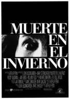 Dead of Winter - Spanish Movie Poster (xs thumbnail)