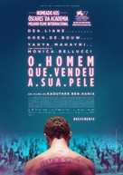 The Man Who Sold His Skin - Portuguese Movie Poster (xs thumbnail)