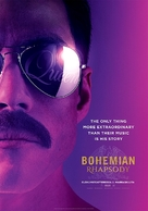 Bohemian Rhapsody - Finnish Movie Poster (xs thumbnail)