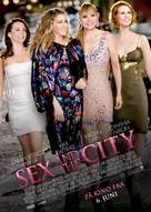 Sex and the City - Norwegian Movie Poster (xs thumbnail)