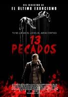 13 Sins - Chilean Movie Poster (xs thumbnail)
