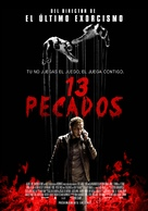 13 Sins - Chilean Movie Poster (xs thumbnail)