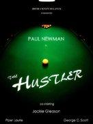 The Hustler - Movie Cover (xs thumbnail)