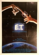 E.T.: The Extra-Terrestrial - Swedish Movie Poster (xs thumbnail)