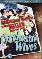 Orchestra Wives - British Movie Cover (xs thumbnail)