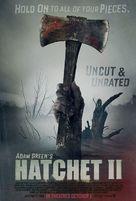 Hatchet 2 - Movie Poster (xs thumbnail)
