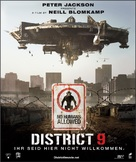 District 9 - Swiss Movie Poster (xs thumbnail)