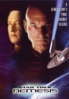 Star Trek: Nemesis - Movie Poster (xs thumbnail)