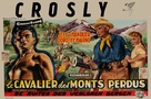 Pillars of the Sky - Belgian Movie Poster (xs thumbnail)