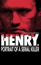 Henry: Portrait of a Serial Killer - German Movie Poster (xs thumbnail)