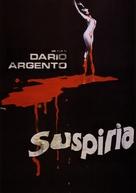 Suspiria - Italian DVD movie cover (xs thumbnail)